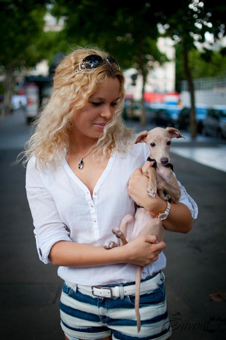 Silvento Freya Париж, 4 мес